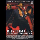 Usher: Rhythm City, Vol. 1: Caught Up [Germany]