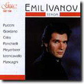 Emil Ivanov - Famous Opera Arias / Stefan Linev, Sofia SO