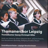 Thomanerchor Leipzig Sing Bach, Brahms, Mendelssohn & Mozart