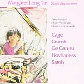 Sonic Encounters - The New Piano / Margaret Leng Tan