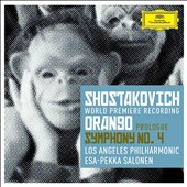 Shostakovich: Prologue to 'Orango: Symphony No. 4 / Salonen