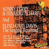 Rev. Gary Davis: The Singing Reverend
