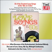 Various Artists: Classic Love Songs of the '60s: Sealed With a Kiss