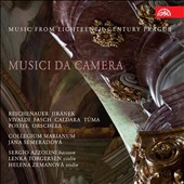 Musici da Camera: Music from Eighteenth Century Prague - Vivaldi, Fasch, Caldara, Tuma / Sergio Azzolini, bassoon; Lenka Torgersen, violin; Helena Zemanov&aacute;, violin