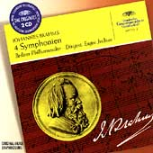 Brahms: 4 Symphonien / Jochum, Berliner Philharmoniker