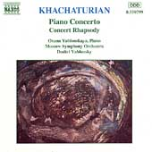 Khachaturian: Piano Concerto, etc / Yablonskaya, Yablonsky
