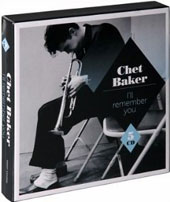 Chet Baker (Trumpet/Vocals/Composer): I'll Remember You