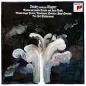Boulez Conducts Wagner: Tristan und Isolde Prelude and Love-Death; Meistersinger Prelude; Etc.