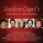 Various Artists: Southern Gospel's Favorite Vocalists [6/24]