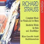 R. Strauss: Complete Music for Winds and Brass Vol 2 / Amadé