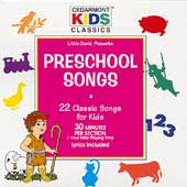 Cedarmont Kids: Preschool Songs