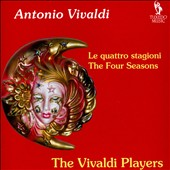 Antonio Vivaldi: The Four Seasons / The Vivaldi Players (rec. 1969)