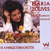 Maria Zouves - With Flowers Crowned