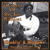 Big Joe Williams: Ramblin' & Wanderin'
