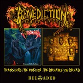 Benediction: Transcend the Rubicon/The Dreams You Dread [Digipak]
