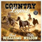 Hank Williams/Willie Nelson: Country Legends [ZYX]