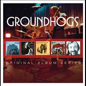 Groundhogs: Original Album Series [Slipcase]