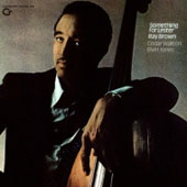 Ray Brown (Bass): Something for Lester [10/9]