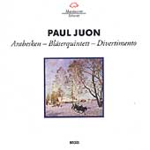 Juon: Wind Quintet, etc / Kramreiter, CosmoQuintet