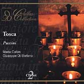 Puccini: Tosca / Picco, Callas, Di Stefano, et al