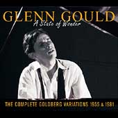 A State of Wonder (The Complete Goldberg Variations, 1955 & 1981)