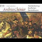 Giordano: Andrea Ch&#233;nier / Bartoletti, Domingo, Marton, etc