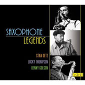 Various Artists: Saxophone Legends [LRC Ltd]