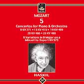 Mozart: Concertos for Piano and Orchestra / Haskil, et al