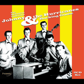 Johnny & the Hurricanes: Rocking Goose [Pazzazz]