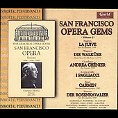 San Francisco Opera Gems Volume 2 / Merola, et al