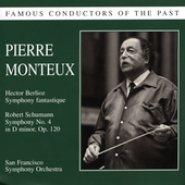 Great Conductors of the Past - Pierre Monteux