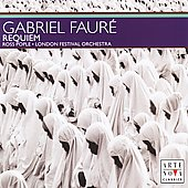 Fauré: Requiem, etc / Pople, English Voices. et al