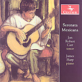 Ponce: Serenata Mexicana, etc / Jon Robert Cart, James Harp