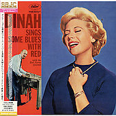 Dinah Shore: Sings Some Blues with Red