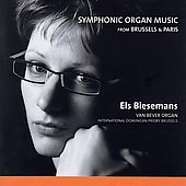 Symphonic Organ Music / Els Biesemans