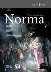 Bellini: Norma / Julian Reynolds/Netherland CO, Hasmik Papian, Hugh Smith, Irini Tsirakidis [2 DVD]