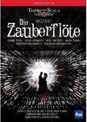 Mozart: The Magic Flute / Boer, Pirgu, Kuhmeier, Esposito, Tynan [DVD]