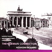 The German Connection / Hexagon Ensemble