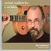 Michael Musillami: The Treatment [Digipak]