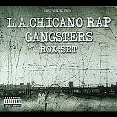 Various Artists: La Chicano Rap Gangsters [Box] [PA]