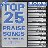 Various Artists: Top 25 Praise Songs for 2009