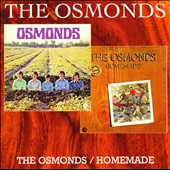 The Osmonds: The Osmonds/Homemade