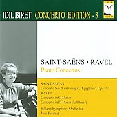 Beethoven Edition Vol 3 - Ravel, Saint-Saens / Idil Biret
