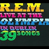 R.E.M.: Live at the Olympia [2CD/1DVD] [Digipak]