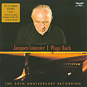Jacques Loussier: Plays Bach: The 50th Anniversary Recording