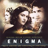 John Barry (Conductor/Composer): Enigma [Original Motion Picture Soundtrack]