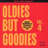 Various Artists: Oldies but Goodies, Vol. 4