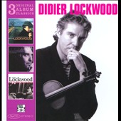 Didier Lockwood: 3 Original Album Classics [Box]