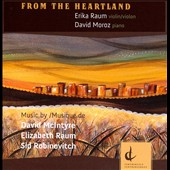 From The Heartland / Erika Raum, violin
