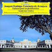 Rodrigo: Concierto de Aranjuez, etc / Narciso Yepes